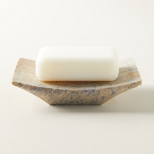 View larger image of Soapstone Soap Dish