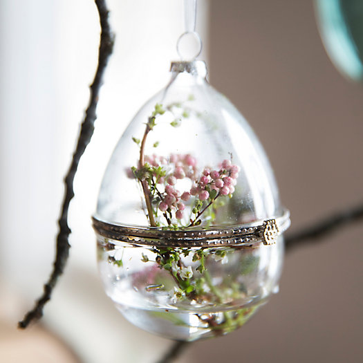 View larger image of Glass Egg Ornament