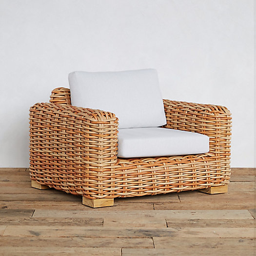 View larger image of Kubu Vine All Weather Wicker Chair