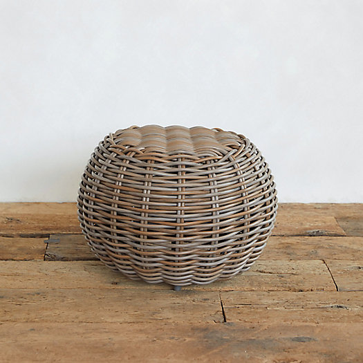 View larger image of Kubu Vine All Weather Wicker Accent Table