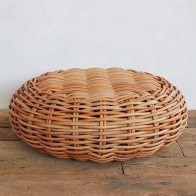 Kubu Vine All Weather Wicker Low Accent Table