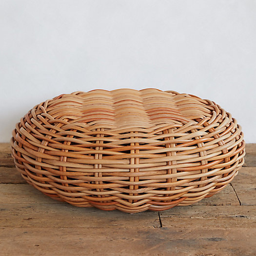 View larger image of Kubu Vine All Weather Wicker Low Accent Table