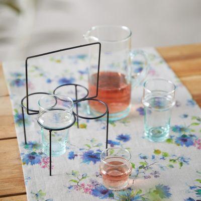 Iron Glass Stand