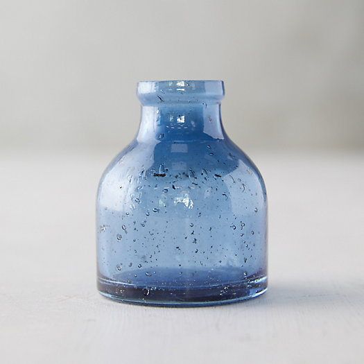 View larger image of Speckled Glass Bud Vase