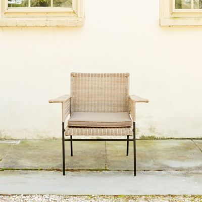 Pacific All Weather Wicker Chair