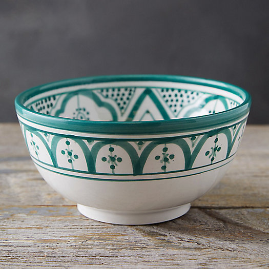 View larger image of Moroccan Earthenware Bowls