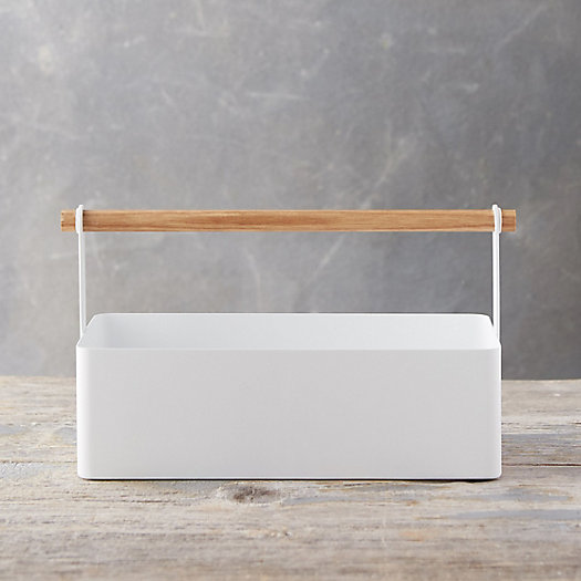 View larger image of White Steel Caddy