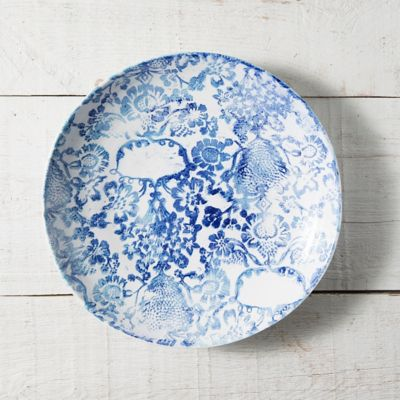 Chinoiserie Serving Bowl