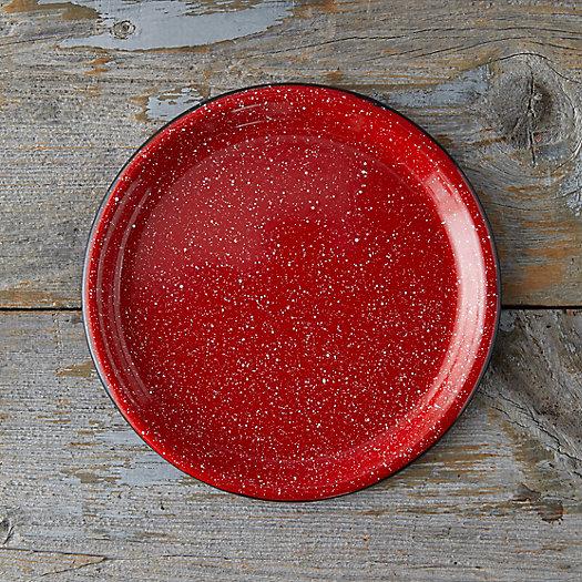 View larger image of Enamel Salad Plate