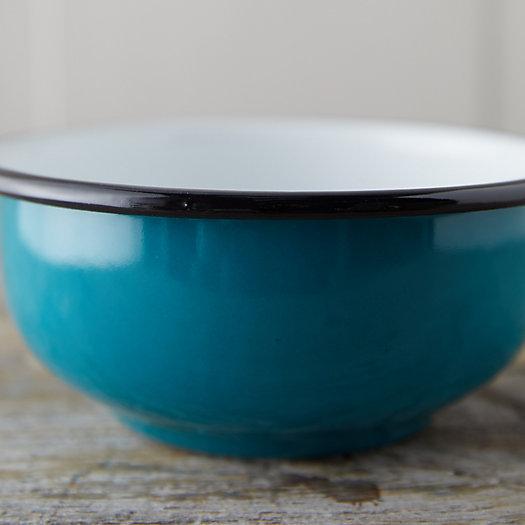 View larger image of Pastel Enamel Cereal Bowl