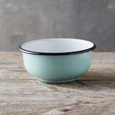Pastel Enamel Cereal Bowl