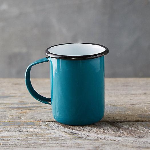 View larger image of Pastel Enamel Tall Mug