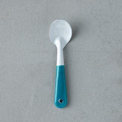 Pastel Enamel Mini-Spoons