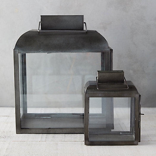View larger image of Galvanized Iron All Weather Lantern