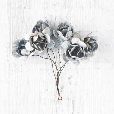 Iron Cabbage Rose Bundle