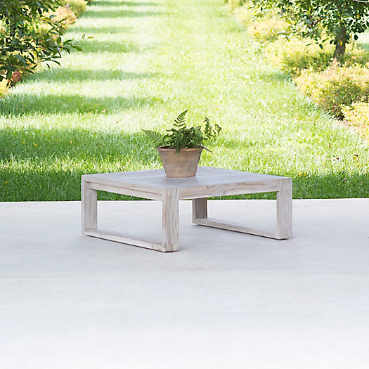 View larger image of Horizon Teak Coffee Table, Square