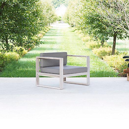 View larger image of Horizon Teak Chair