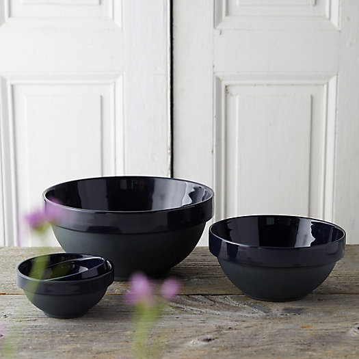 View larger image of Bourgogne Ceramic Nesting Bowls