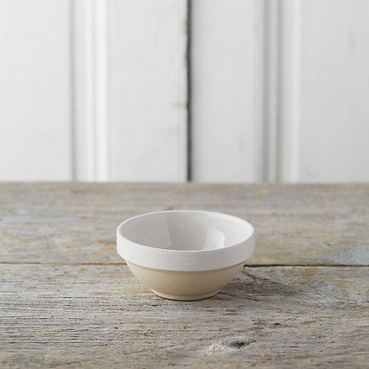View larger image of Bourgogne Ceramic Pinch Bowl