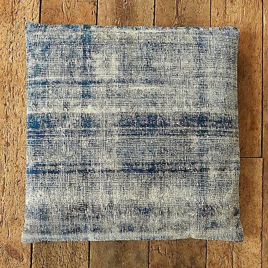 View larger image of Turkish Carpet Floor Pillow No. 23