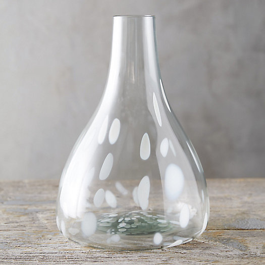 View larger image of Flecked Glass Carafe