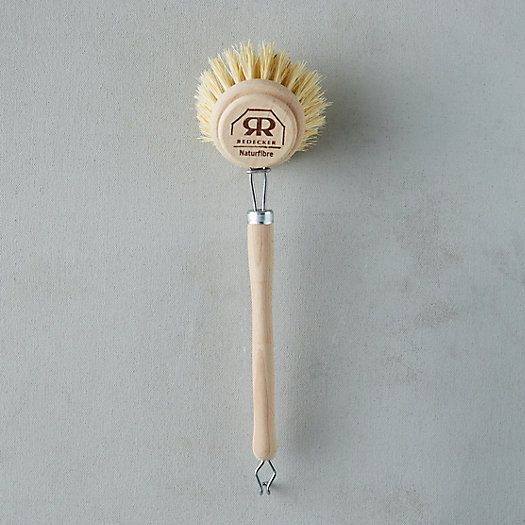 View larger image of Hard-Bristle Dish Brush