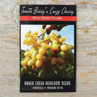 Barry's Crazy Cherry Tomato Seeds