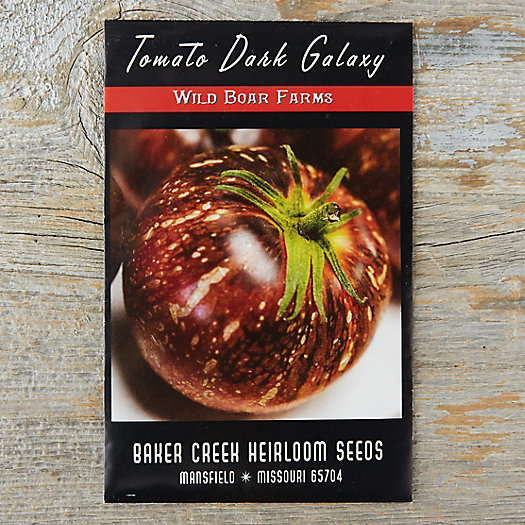View larger image of Dark Galaxy Tomato Seeds