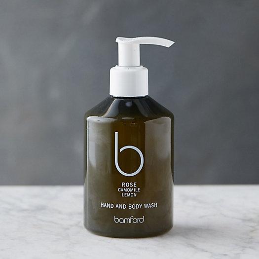 View larger image of Bamford Rose Hand & Body Wash