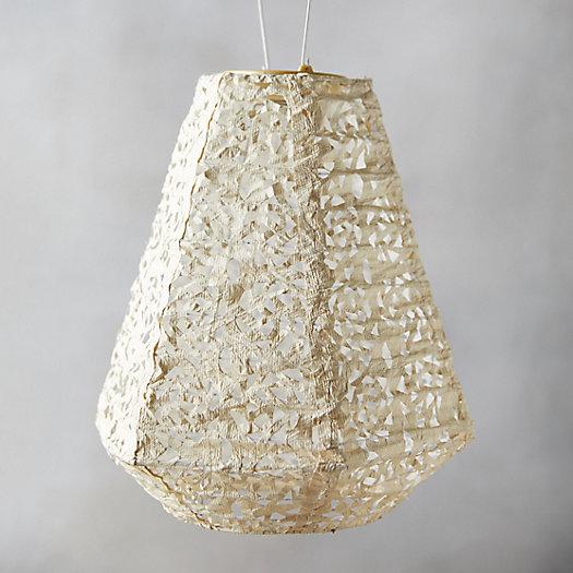 View larger image of Mosaic Petal Solar Lantern