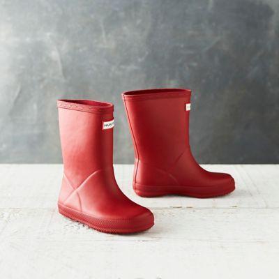 Hunter Kids Classic Rain Boots