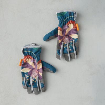 RHS Passiflora Garden Gloves