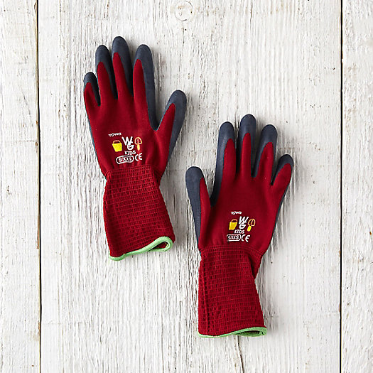 View larger image of Kid's Garden Gloves, Ages 4 to 6
