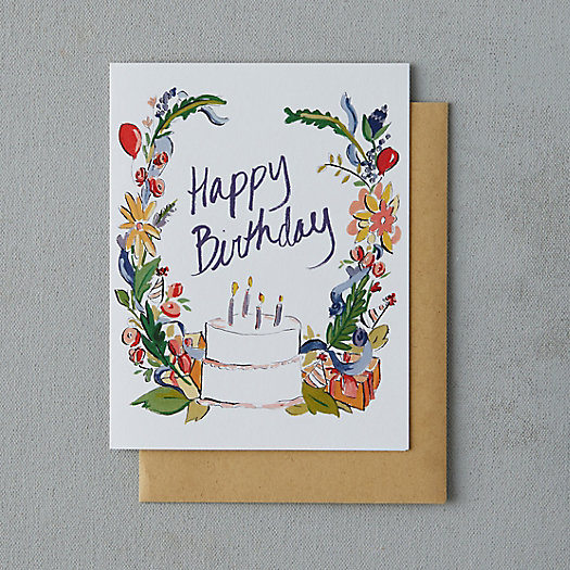 View larger image of Layer Cake Birthday Card