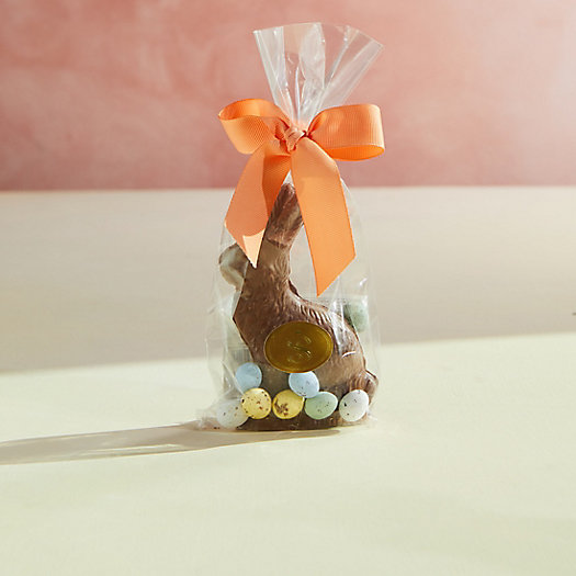 View larger image of Milk Chocolate Bunny with Eggs