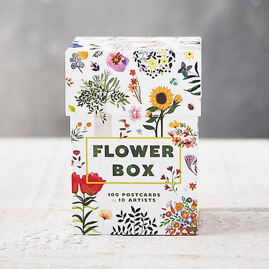 View larger image of Flower Box Postcard Set