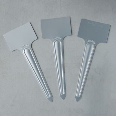 Rectangle Aluminum Plant Stakes, Set of 3