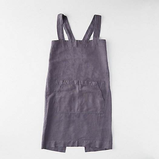 View larger image of Linen Pinafore Apron