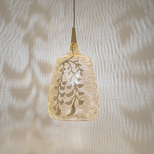 View larger image of Zenza Trophy Blossom Pendant Light, Small
