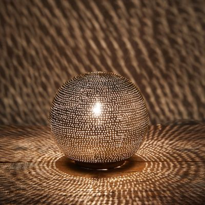 Zenza Filisky Sphere Table Lamp