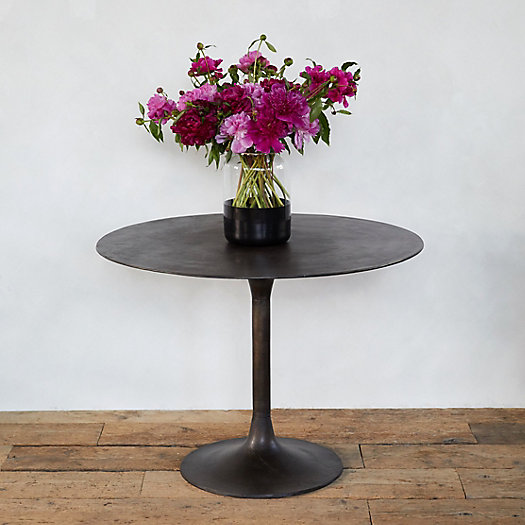 View larger image of Cast Aluminum Tulip Table