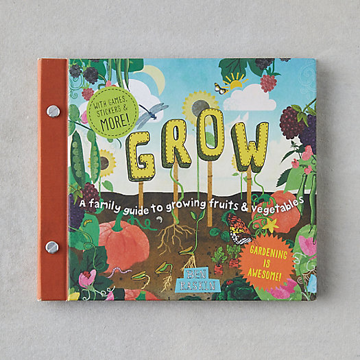 View larger image of Grow Guide: A Family Guide to Growing Fruits and Vegetables