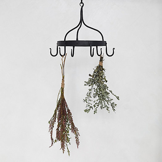 View larger image of Hand Forged Hanging Rack