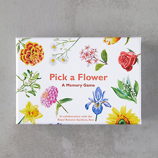 View larger image of Pick a Flower Memory Game