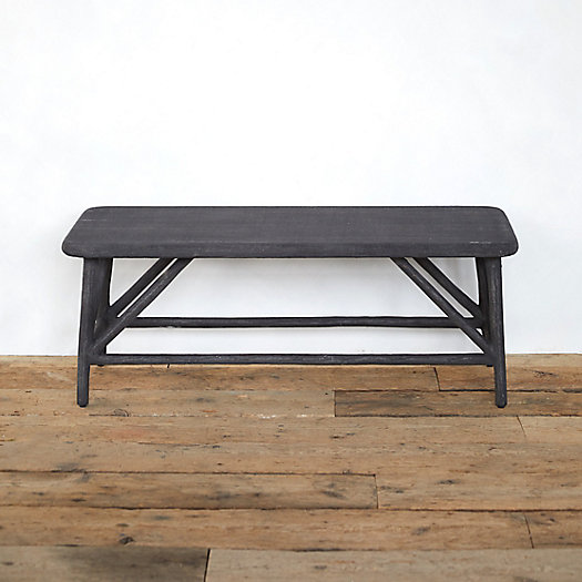 View larger image of Ironwood Coffee Table