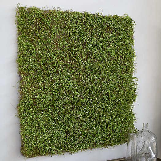 View larger image of Faux Sheet Moss