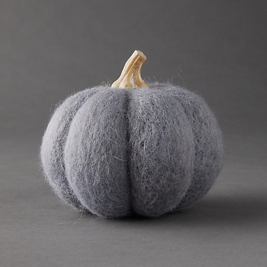 View larger image of Felt Pumpkin