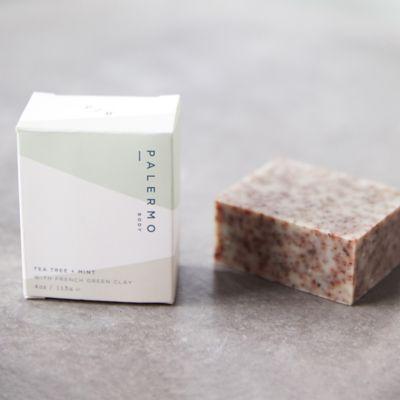 Palermo Body Tea Tree + Mint Soap