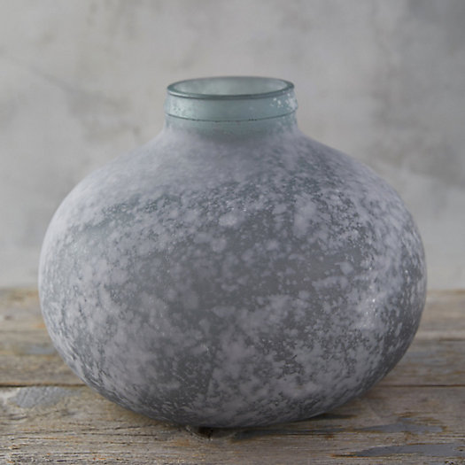 View larger image of Round Sanded Vase