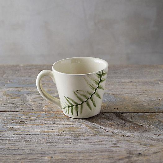 View larger image of Green Fern Mug